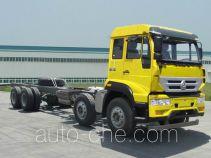 Sida Steyr ZZ3311N366GD1 dump truck chassis
