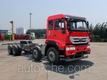 Sida Steyr ZZ3311N366GE1L dump truck chassis