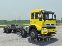 Sida Steyr ZZ3311N386GD1 dump truck chassis