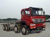 Sida Steyr ZZ3311N4661E1L dump truck chassis