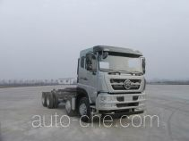 Sida Steyr ZZ3313N326GE1 dump truck chassis