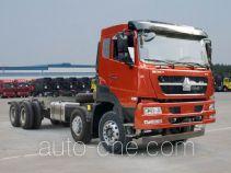 Sida Steyr ZZ3313N4861D1N dump truck chassis