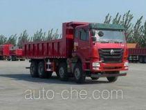 豪瀚牌ZZ3315M3563D1型自卸汽车
