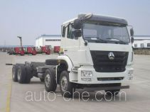 Sinotruk Hohan ZZ3315N2863E1 dump truck chassis
