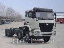 Sinotruk Hohan ZZ3315N2866E1 dump truck chassis