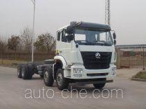 Sinotruk Hohan ZZ3315N3063E1 dump truck chassis