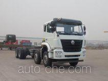 Sinotruk Hohan ZZ3315N3066E1 dump truck chassis