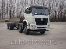 Sinotruk Hohan ZZ3315N3266E1 dump truck chassis