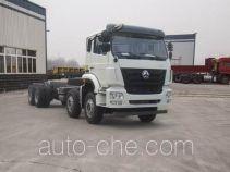Sinotruk Hohan ZZ3315N3563E1 dump truck chassis