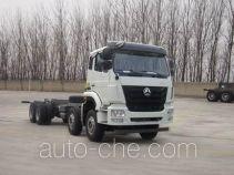 Sinotruk Hohan ZZ3315N3566E1 dump truck chassis