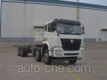 Sinotruk Hohan ZZ3315N3863E1 dump truck chassis