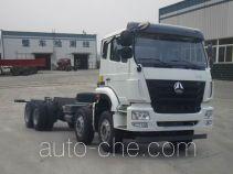 Sinotruk Hohan ZZ3315N3866E1 dump truck chassis
