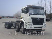 Sinotruk Hohan ZZ3315N4066E1 dump truck chassis