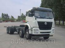 Sinotruk Hohan ZZ3315N4466E1 dump truck chassis