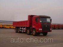 豪运牌ZZ3315N4665C2L型自卸汽车