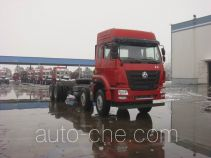Sinotruk Hohan ZZ3315N4666E1 dump truck chassis