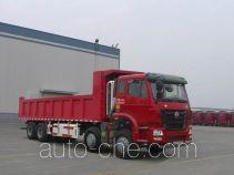 豪瀚牌ZZ3315N4866E1C型自卸汽车