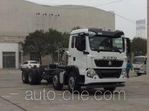 Sinotruk Howo ZZ3317M386GE1L dump truck chassis