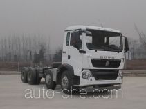 Sinotruk Howo ZZ3317N256GE1 dump truck chassis