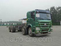 Sinotruk Howo ZZ3317N2867E1 dump truck chassis