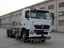 Sinotruk Howo ZZ3317N286HE1 dump truck chassis