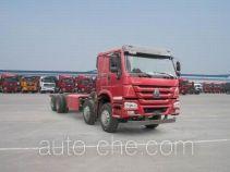 Sinotruk Howo ZZ3317N4667E1C dump truck chassis