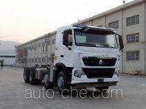 Sinotruk Howo ZZ3317V386HE1 dump truck chassis