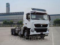 Sinotruk Howo ZZ3317V406HE1 dump truck chassis