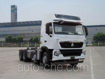 Sinotruk Howo ZZ3317V466HE1 dump truck chassis