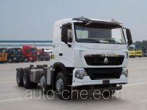 Sinotruk Howo ZZ3317V426HE1 dump truck chassis