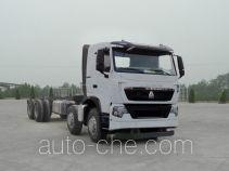 Sinotruk Howo ZZ3317V466MD2S dump truck chassis