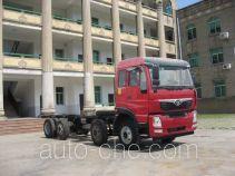 Homan ZZ3318KM0DK0 dump truck chassis