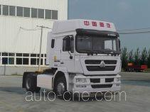 Sida Steyr ZZ4183N3811E1C tractor unit