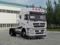 Sida Steyr ZZ4183N4211E1L tractor unit