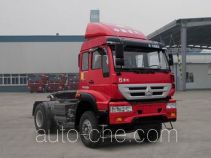 Huanghe ZZ4184K3616C1 tractor unit