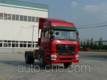 Sinotruk Hohan ZZ4185N3516D1Z container carrier vehicle