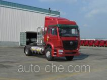 Sinotruk Hohan ZZ4185N4216D1LZ container carrier vehicle