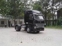 Sinotruk Howo ZZ4187M3517P1Z container transport tractor unit