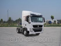 Sinotruk Howo ZZ4187M361GC1Z container carrier vehicle