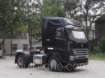 Sinotruk Howo ZZ4187N3517N1Z container transport tractor unit