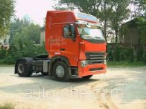 Sinotruk Howo ZZ4187V3517N1Z container transport tractor unit