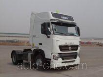 Sinotruk Howo ZZ4187V361HD1W dangerous goods transport tractor unit