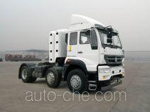 Sida Steyr ZZ4251N25C1E1C tractor unit