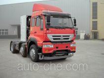 Sida Steyr ZZ4251N25C1E1L tractor unit