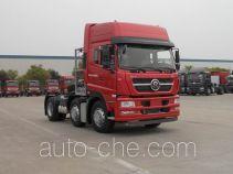 Sida Steyr ZZ4253N27C1E1LN tractor unit