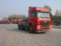 Sinotruk Hohan ZZ4255N3243D1W tractor unit