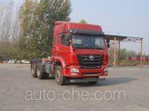 Sinotruk Hohan ZZ4255N3246D1W tractor unit