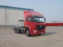 Sinotruk Hohan ZZ4255N3246D1Z container carrier vehicle