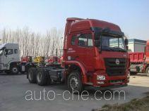 Sinotruk Hohan ZZ4255N3246E1 tractor unit