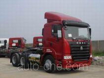Sinotruk Hania ZZ4255N3845C1L tractor unit